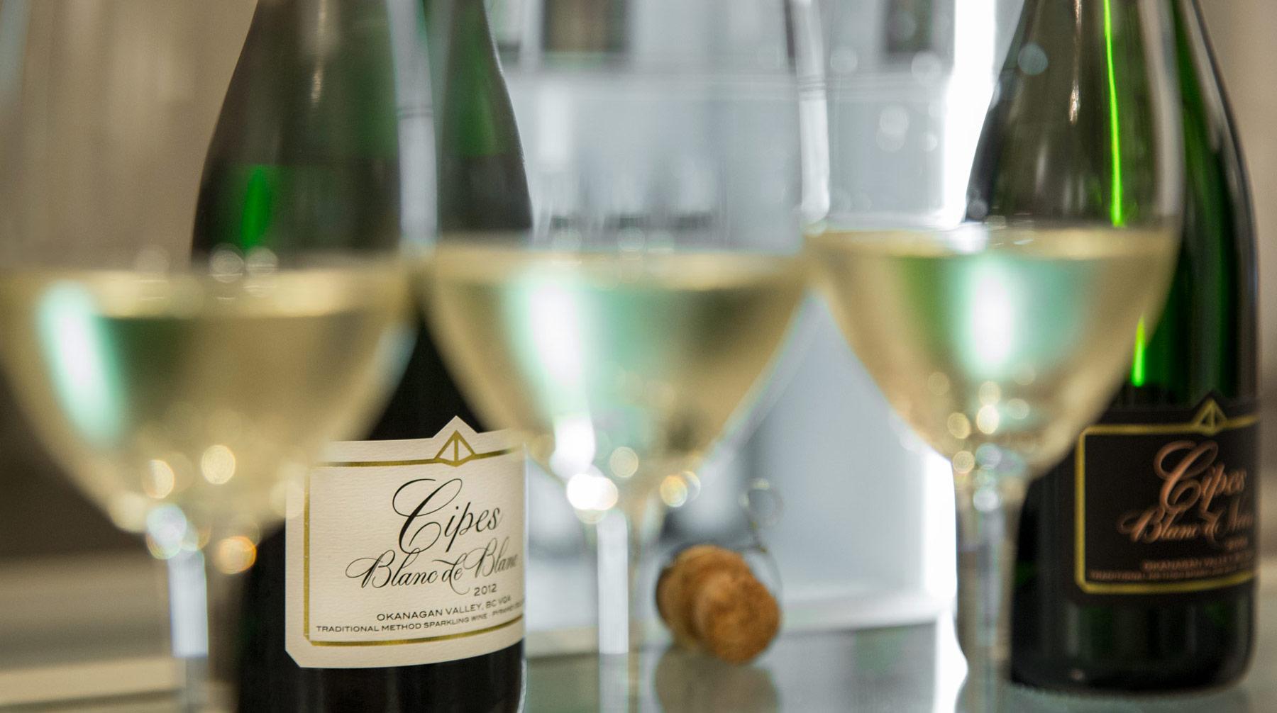 Discover Summerhill's Sparkling wine